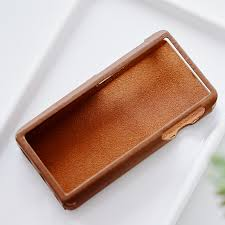 <b>Shanling</b> M5s Leather Case brown, <b>чехол</b> для плеера всего за 2 ...
