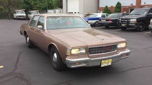 1989 Chevrolet Caprice 9C1 Police Package - EX New York State ...