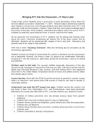 September 11 2001 Comprehension Worksheets Worksheets for all ...