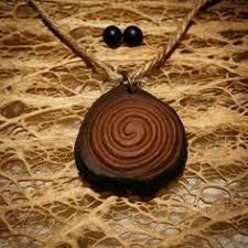 Hand-<b>carved Pendant</b>, Avocado <b>Pendant</b>,Summer Gift, Turquoise ...