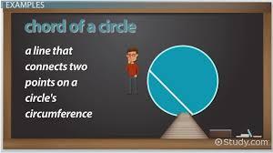 of a circle definition formula lesson transcript study com