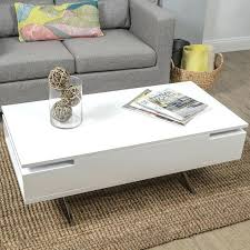 white end table with storage storage table white and silver coffee table white end table with drawer off white side table small round side table off white