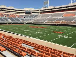 Boone Pickens Stadium Section 102 Rateyourseats Com
