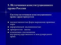 Право Собственности Диссертация Источники конституционного права