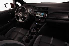 2018 nissan vehicles. fine vehicles 2018 nissan leaf interior on nissan vehicles