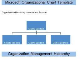 Microsoft Org Chart Template 15 Org Chart Word Template Proposal Review