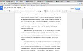 How To Do Mla Format For A Website Term Paper Example