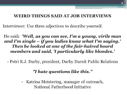 How To Describe Yourself In An Interview Describe Yourself Job Interview Essay