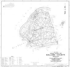 Ballard view map