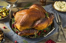 A good christmas pudding is started months before christmas, steamed for several hours, then tightly wrapped and left to age. What Christmas Dinner Looks Like Around The World The Independent The Independent