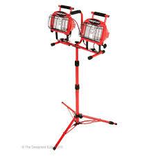 Tripod Shop Light Voltec 1000 Watt Halogen Tripod Work Light 08 00211 The