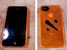 iphone 4s dota2 case by makerzoo thingiverse