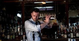 Benjamin Hash (Bartender im The Horse Inn – Lancaster) über Underberg