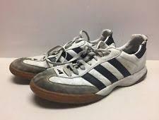 adidas 004001. adidas samba white sneakers soccer evm 004001 mens size 11 us / 10.5 uk