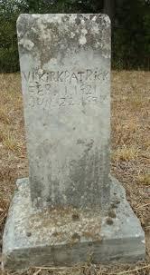 Virgil L Kirkpatrick (1921-1936) - Find A Grave Memorial