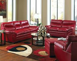 decorating ideas living room red leather sofa red leather couches ideas interesti on catchy decorating
