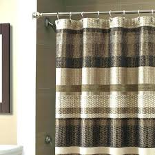 unique inch curtains curtain rod inches shower x zoom x shower curtain liner bathroom