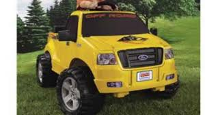 Power Wheels Ford F-150 Pickup Truck 6V Electric Ride-On | X0069 ...