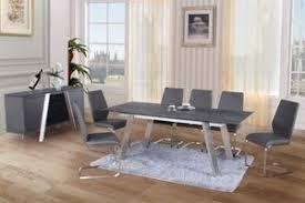 harveys harveys holburn extending dining table 4 dining chairs