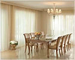 Dining Room Curtains Home Design Gallery - Dining room curtain designs