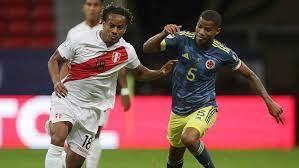 Partidos de Hoy: Colombia vs Perú ...