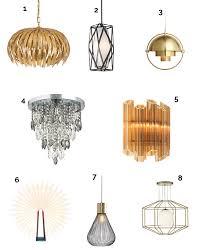 mulit lite pendant 785 98 hicken lighting 4 ideal home brione flush two tone crystal chandelier 114 99 littlewoods ireland 5