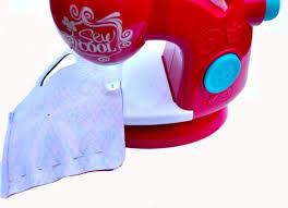 Sew Cool Machine Instructions