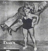 Celebrities lists. image: Joan Rhodes; Celebs Lists