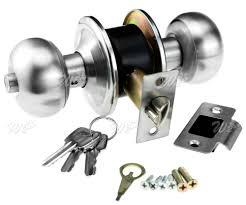 Backyards : Bathroom Door Knob With Lock Broken Locked Kwikset Set ...