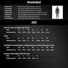 Agv Corsa R Size Chart Agv Corsa R Mono Helmet