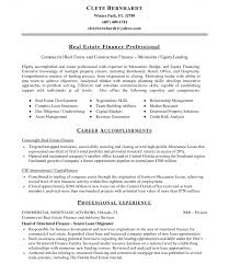 commercial real estate cover letter mortgage broker resume samples format assistant exceptional sample