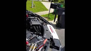 Installing 2011 Chevy Equinox Battery - YouTube