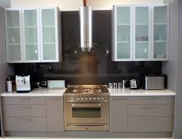 85 Great Attractive Creative Decorations Glass Front Kitchen ...