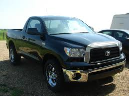 View of Toyota Tundra Regular Cab 4x4. Photos, video, features and ...