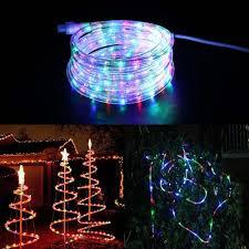 1 2 Inch Led Rope Light Hot Item Multi Color 150 Feet 120v 2 Wire 1 2 Inch Led Rope Light