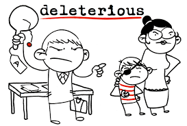 deleterious. advanced adjectives \u2013 my english images deleterious