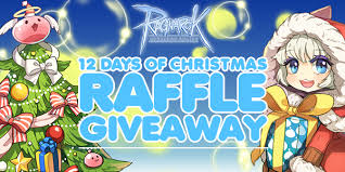 Raffle Event Ro 12 Days Of Christmas Raffle Giveaway Event Community