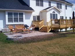 wood patio ideas. Wood Patio Ideas Beautiful Large Size Of Deck O