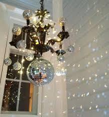 Disco Ball Decorations Cheap Interesting 32 Sparkling Disco Ball Décor Ideas For Winter Parties Shelterness