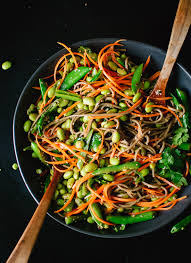 Image result for soba noodle salad