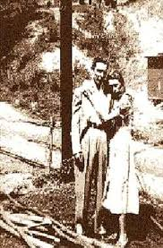 Conley Potter and Cora Nelson