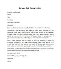 Sample Cover Letter For It Job Musiccityspiritsandcocktail Com