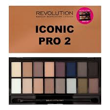 revolution iconic pro 2 palette to view a larger image