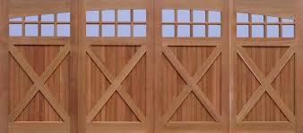 wood garage door styles. Western Style Garage Doors Cross-bucks Wood Door Styles