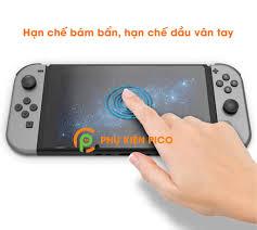 Dán cường lực màn hình máy chơi game Nintendo Switch chính hãng GOR