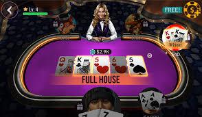 Zynga Poker - Zynga