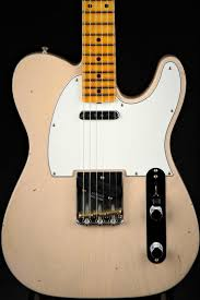 Fender Custom Shop Designed Telecaster Used Demo Fender Custom Shop Postmodern Telecaster