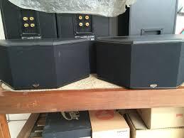 klipsch home theatre. surround speakers klipsch ss1 - home theatre