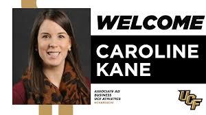 Caroline Kane Joins UCF Athletic Business Staff - UCF Athletics