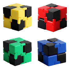 infinite cube focus fidget desk toy magic diy stress relief edc fidget toys gift